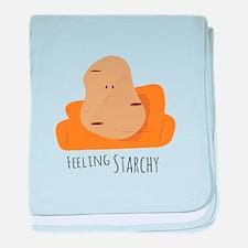 Feeling Starchy baby blanket