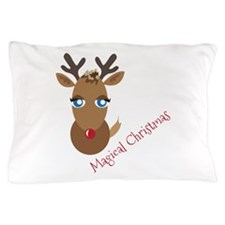 Magical Christmas Pillow Case