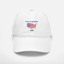 PHILLIP MORROW 2008 (US Flag) Baseball Baseball Cap