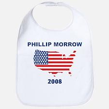 PHILLIP MORROW 2008 (US Flag) Bib