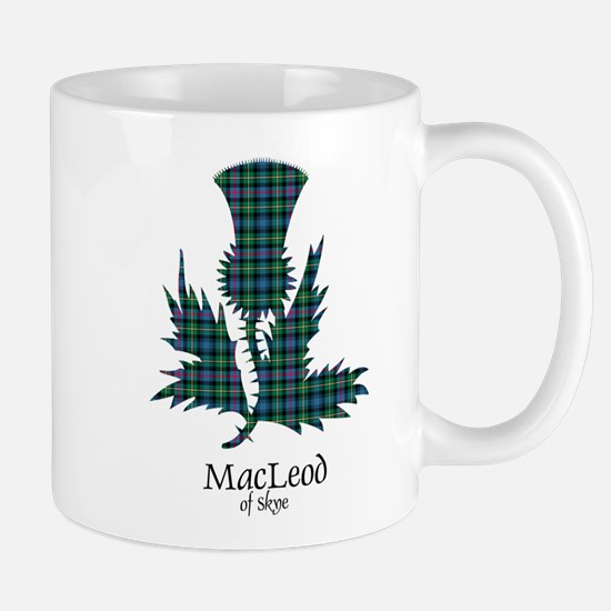 Thistle-MacLeodSkye Mug