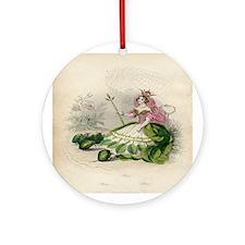 ROSE Ornament (Round)