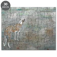 Unique Ibizan hound Puzzle