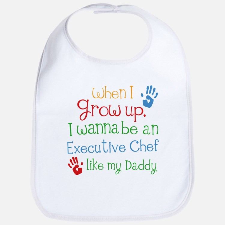 Future Executive Chef Bib