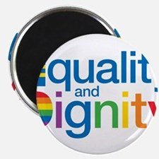 """Funny Marriage equality 2.25"""" Magnet (100 pack)"""