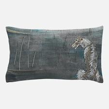 Unique Ibizan hound Pillow Case