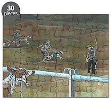Funny Ibizan hound Puzzle