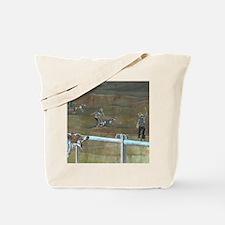 Funny Ibizan hounds Tote Bag