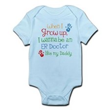 Future ER Doctor Infant Bodysuit