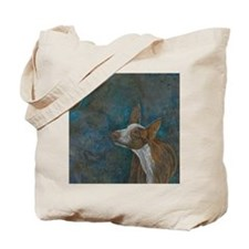 Cute Hound dog Tote Bag