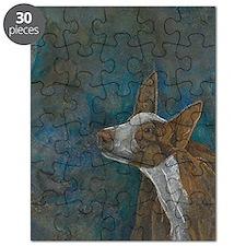 Cute Ibizan hound Puzzle