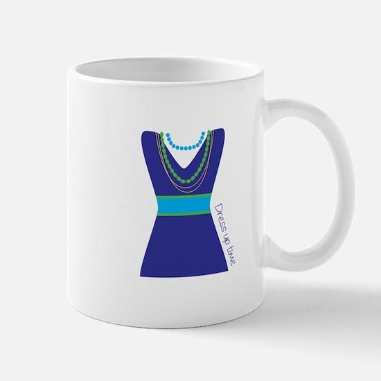 Dress Up Time Mugs