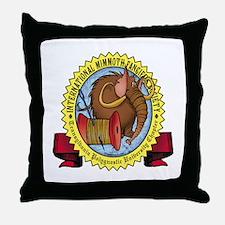 Fanciers Throw Pillow