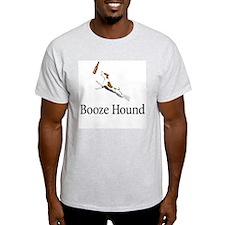 Booze Hound- T-Shirt