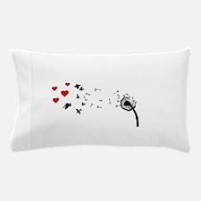 Dandelion Love Pillow Case