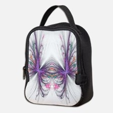 Abstarct Butterfly Neoprene Lunch Bag