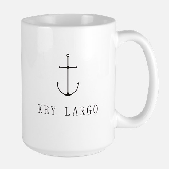 Key Largo Sailing Anchor Mugs