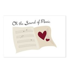Sound of Music Postcards (Package of 8)