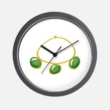 Bracelet Bangle Wall Clock