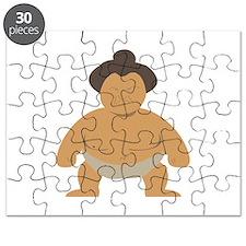 Sumo Wrestler Puzzle