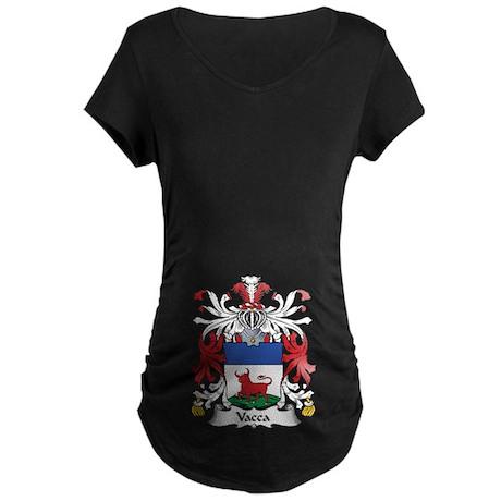 Vacca Maternity Dark T-Shirt