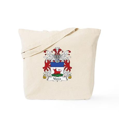 Vacca Tote Bag