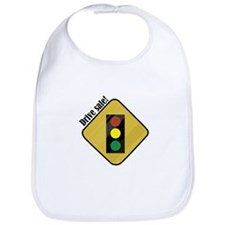 Drive Safe! Bib