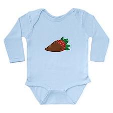Chocolate Strawberry Body Suit