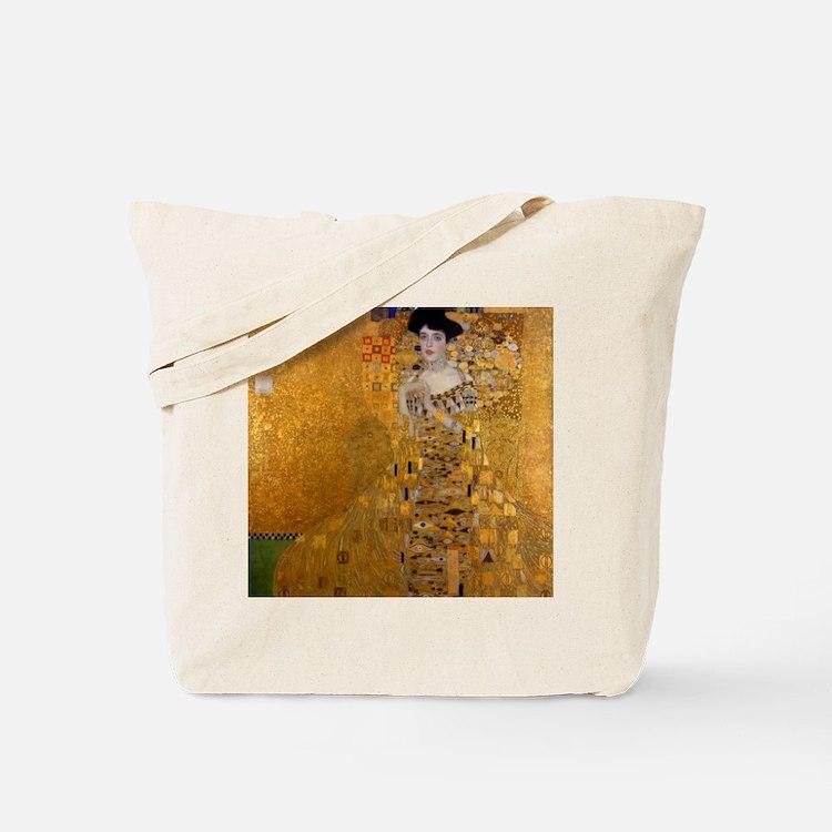 Klimt's Adele H Tote Bag