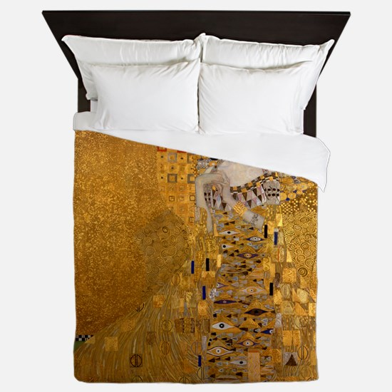 Klimt's Adele H Queen Duvet