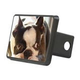 Boston terrier Hitch Covers
