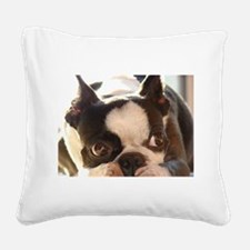 Adorable Jewels Square Canvas Pillow