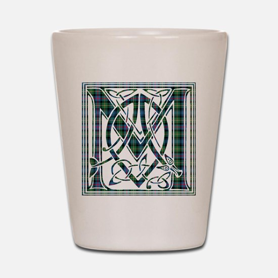 Monogram-MacLeodSkye Shot Glass