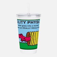 AgilityPhysics.png Acrylic Double-wall Tumbler