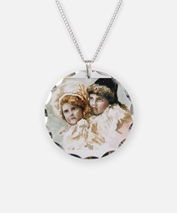 Two Sisters Necklace