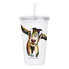 Goat Acrylic Double-wall Tumbler