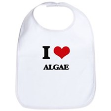 I Love Algae Bib