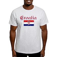 Croatian Flag T-Shirt