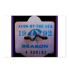 Avon by the Sea Postcards (Package of 8)