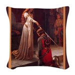 Edmund_blair_leighton_accolade2.png Woven Throw Pi