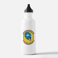 712_air_refueling_sq.p Water Bottle