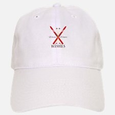 Warm Winter Wishes Baseball Baseball Baseball Cap