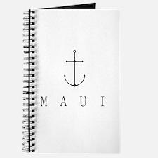 Maui Sailing Anchor Journal