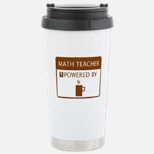 Funny Math Travel Mug
