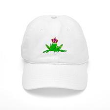 Frog King Baseball Cap