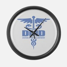 Caduceus DMD Large Wall Clock