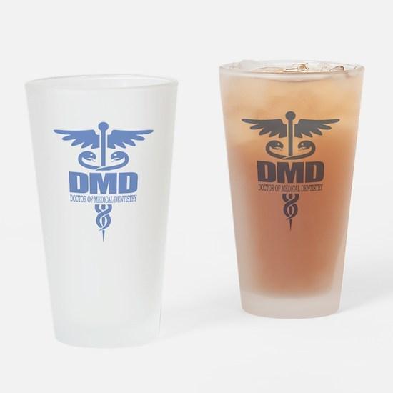 Caduceus DMD Drinking Glass