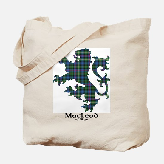 Lion-MacLeodSkye Tote Bag