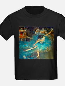 Degas Blue Dancer T-Shirt