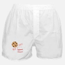 Milk Cookies Boxer Shorts